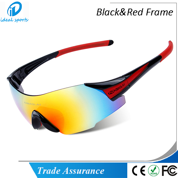 Safety Sport Eyewear Glasses (CG889)-Cycling Glasses-Ideal ...