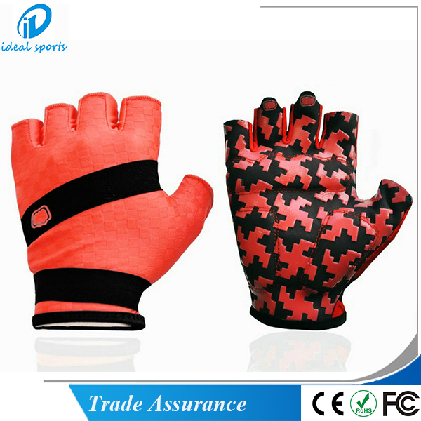 Short Fingers Cycling Gloves CGMT091